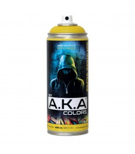 SPRAY AKA COLORS 400ML BOMBING (Elige Colores)