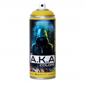 SPRAY AKA COLORS 400ML BOMBING (Elige Colores)