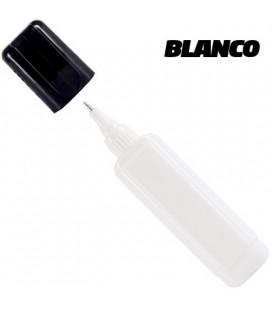 Correction Pen - Punta de Hierro BLANCO