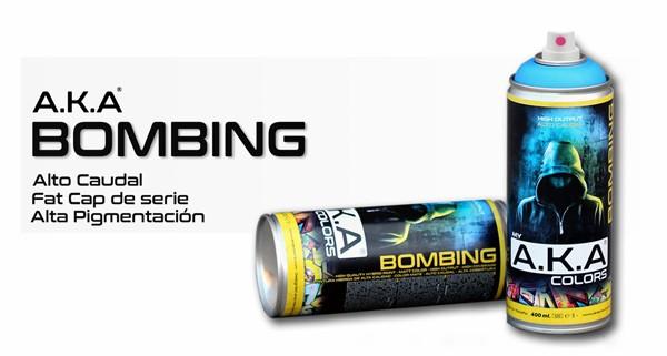 BOMBING SERIES