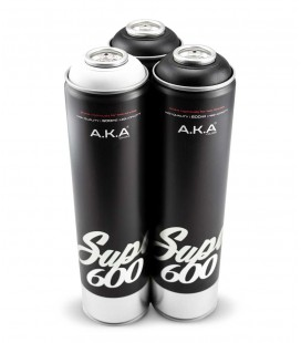 BLACK & WHITE 600ml Pack x3