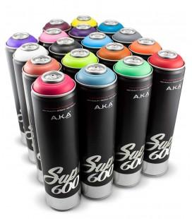 SUPER PACK 600ml x18 (Todos los Colores)
