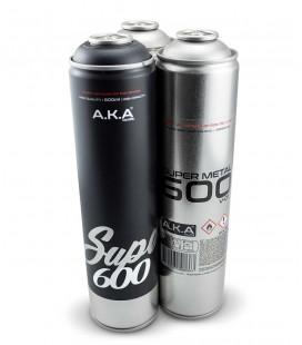 Pack x2 SUPERMETAL + x1 NEGRO 600ml