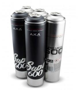 Pack x3 SUPERMETAL + x2 NEGRO 600ml