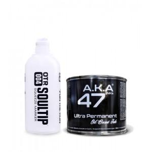 Pack Tinta AKA47 + Squeezer 75ml