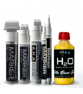 PACK H2O Pintura + Markers Rellenables