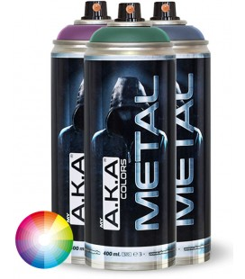 METAL COLORES - HYPERSILVERS 400ML