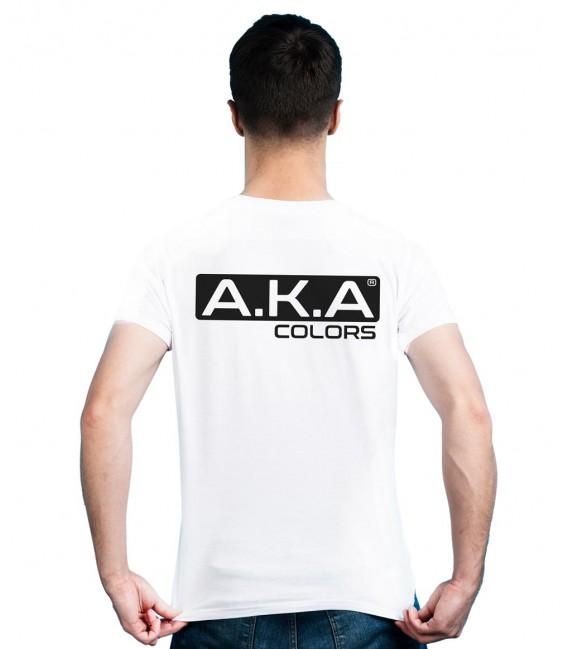 Camiseta Blanca AKA
