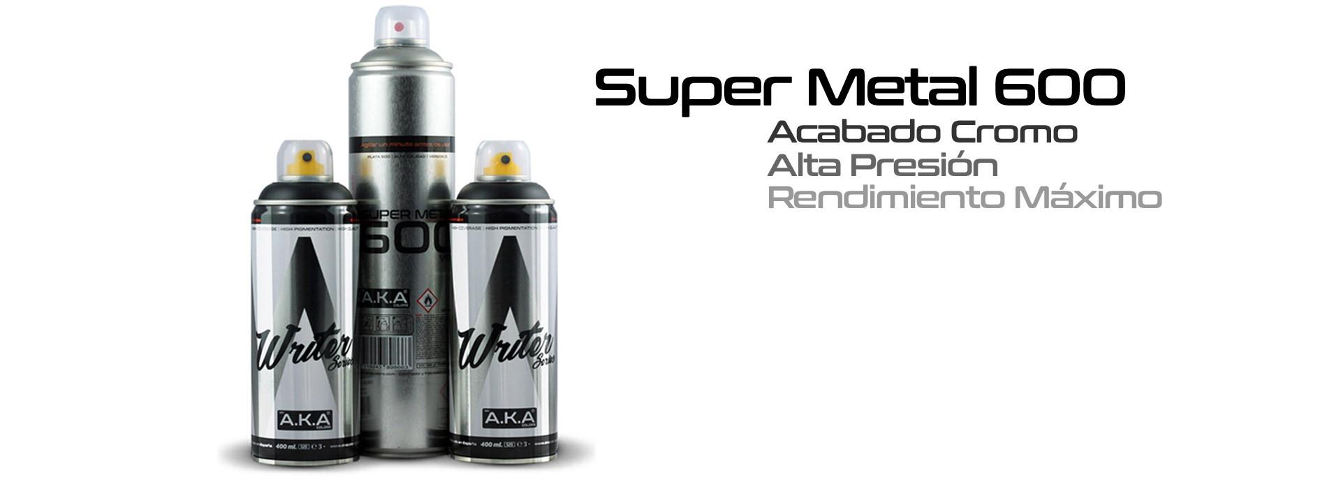 SUPER METAL 600